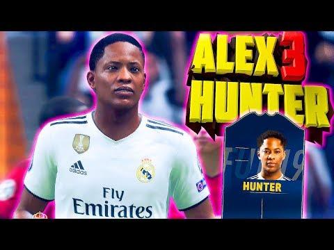 ИСТОРИЯ ALEX HUNTER 3   FIFA 19   #0 (РУССКАЯ ОЗВУЧКА)