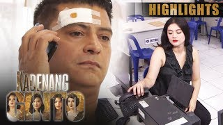 Hector (Joko Diaz) learns about Daniela's (Dimples Romana) upcoming release from jail. (With English Subtitles)  Subscribe to the ABS-CBN Entertainment channel! - http://bit.ly/ABS-CBNEntertainment  Watch the full episodes of Kadenang Ginto on TFC.TV: http://bit.ly/KadenangGinto-TFCTV and on iWant for Philippine viewers: http://bit.ly/KadenangGinto-iWant  Visit our official websites!  https://entertainment.abs-cbn.com/tv/shows/kadenangginto/main http://www.push.com.ph  Facebook: http://www.facebook.com/ABSCBNnetwork Twitter: https://twitter.com/ABSCBN  Instagram: http://instagram.com/abscbn  Episode 324 - January 6, 2020 Cast: Dimples Romana (Daniela) / Kim Molina (Savannah) / Joko Diaz (Hector) / uncredited (Hector's police informant) uncredited (Daniela's lawyer)  #KGDalamhatiNiKulas #KadenangGinto #ABSCBNKadenangGinto