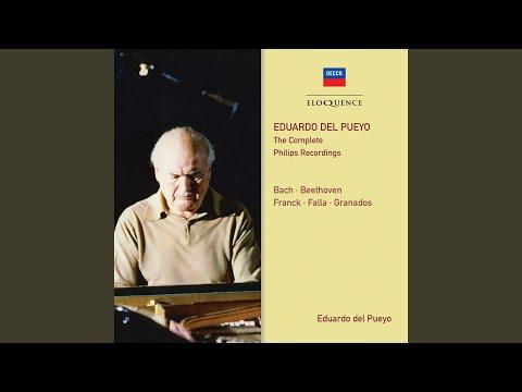 """Granados: Spanish Dance, Op.37, No.4 - """"Villanesca"""""""
