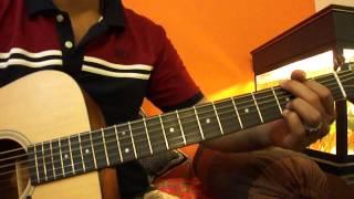 Chahun Main Ya Naa - Aashiqui 2 (Acoustic Guitar Version)