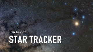 How to Use a Star Tracker: Setup and Polar Alignment