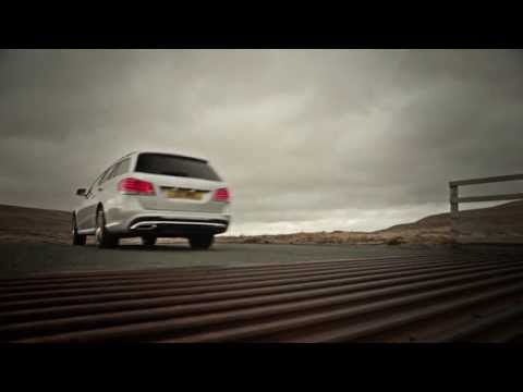 Mercedes-Benz E-Class Estate Promo