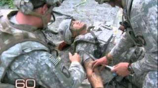 Combat In Afghanistan