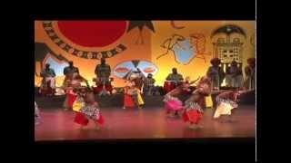 Balé Folclórico da Bahia 5 min english