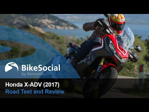 Honda X ADV (2017) – Tested on and off road