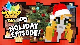 Wonder Quest 360 Video - Santa Paws Visits!