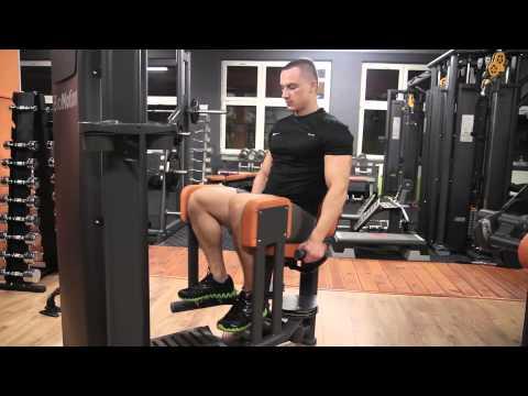 Nazwa mięśni nóg