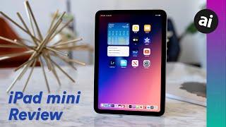 iPad mini 2021 Review: Delightfully Small