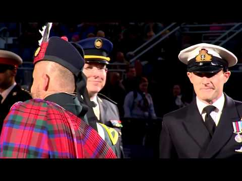 L'Orchestre des Carabiniers du Prince au Royal Edinburgh Military Tattoo