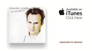 Howard Jones - Lift Me Up - The Very Best Of