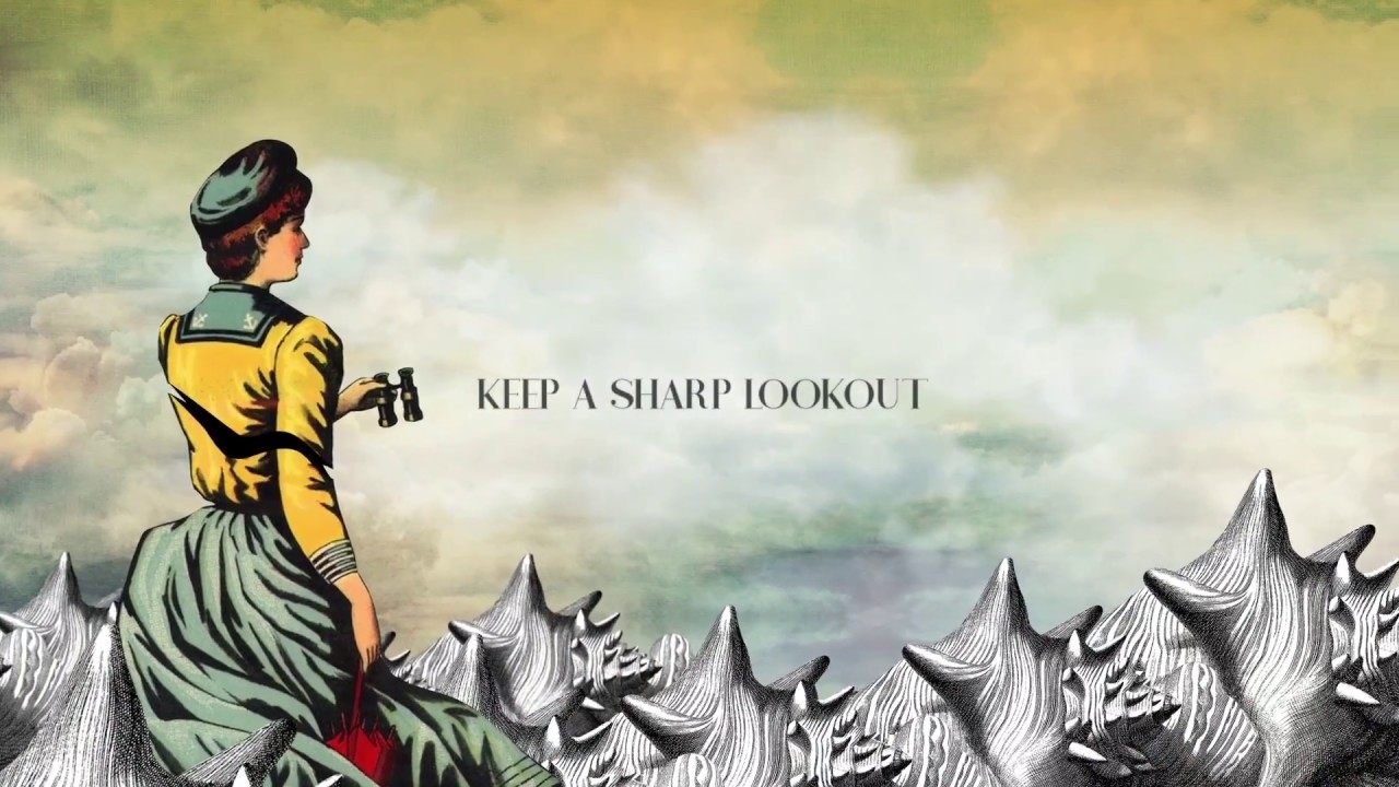 Blaze Supply X Gustavo Amaral - Keep A Sharp Look Out - Blaze Supply