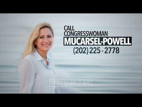 Dígale al congresista Murcarsel-Powell que vote sí sobre el USMCA