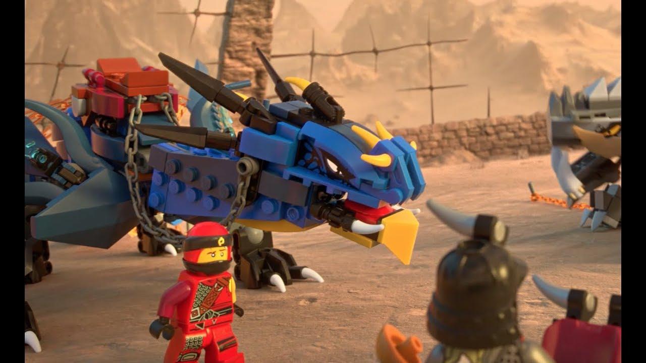 Video Dragon Pit Duel Lego Ninjago Free The Dragons 70594 Lighthouse Siege