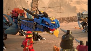 Dragon Pit Duel – LEGO NINJAGO – Free the Dragons