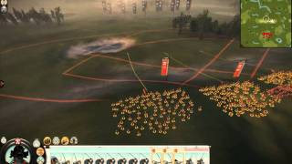 Total War: Shogun 2- How to Attack