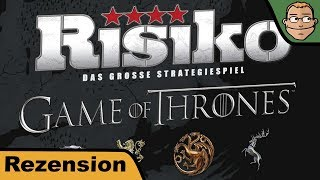 Risiko: Game of Thrones - Collector's Edition - Brettspiel - Review