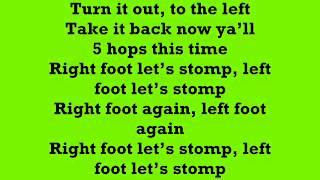 Cha Cha Slide Part #2 lyrics