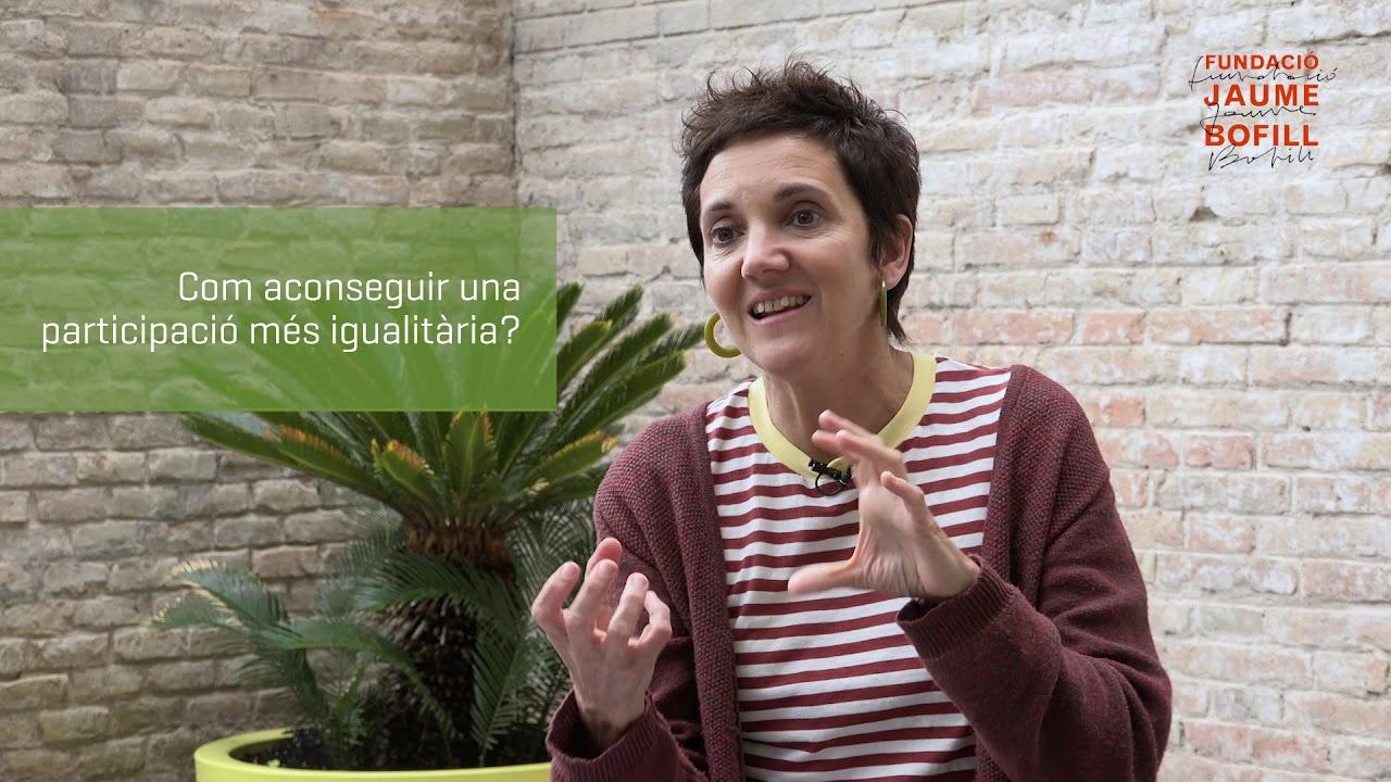 Les famílies en l'educació: més veu, però sobretot més igualitària - Marta Comas