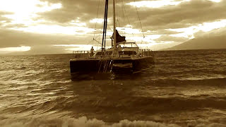 preview picture of video 'Maui Sunset Cruise'