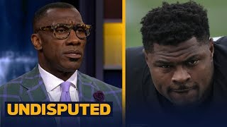 Shannon and Skip agree Raiders made a mistake trading Khalil Mack to Bears | NFL | UNDISPUTED