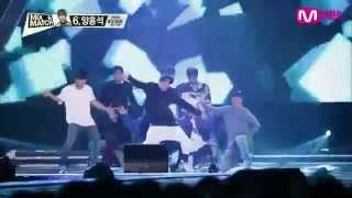 iKON Dance - Niliria (늴리리야) + All Of Me + Siri Says (G-Dragon, John Legend)