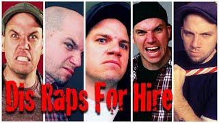 Dis Raps For Hire Episodes 6 - 10