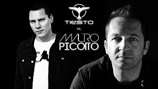 Tiësto vs. Mauro Picotto (Dj Mix By Jean Dip Zers)