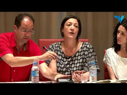 Ple Ordinari 9 de juliol del 2018 Ajuntament de Vilanova del Camí