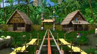 =Amazon= Американские Горки в джунглях 5D - Кинотеатр