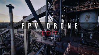 A Forgotten Industry - Redcar Blast Furnace | FPV Drone Edit (4K Remastered)