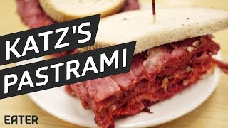 Why Katz's Pastrami Is Still King of Sandwiches