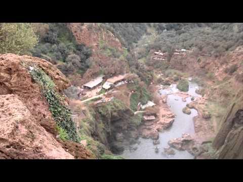 شلالات أوزود بالمغرب 2013