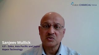 ICN Interview: Sanjeev Mullick, VP – Sales, Asia Pacific and Japan, Aspen Technology