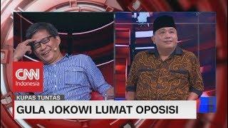 Debat Seru Rocky Gerung & Arief Poyuono Soal Koalisi vs Oposisi #KupasTuntas