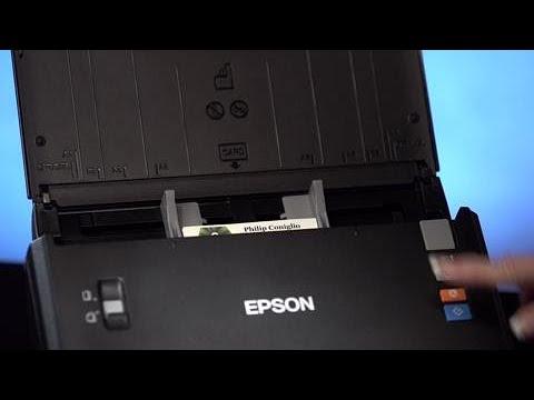 Epson WorkForce DS-510 Scanner Last