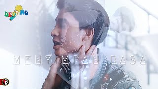 Gambar cover Devano Danendra - Menyimpan Rasa (Official Lyrics video)