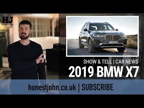 Show & Tell | Car News | 2019 BMW X7 - a COLOSSAL Range Rover rival