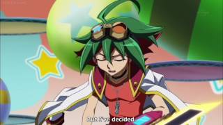 Yuya Vs Reiji Akaba (final) AMV