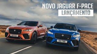 Novo Jaguar F PACE - Lançamento