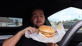 We Drove 4 Miles For The Worlds Worst Burger *MrBeast On A Budget*
