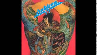 Dokken - Into The Fire - (Live) - HQ Audio