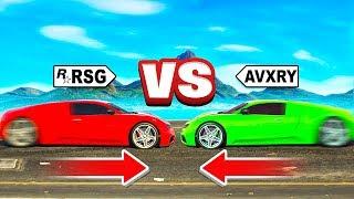 SUMO VS. ROCKSTAR EMPLOYEE! (GTA 5 Funny Moments)