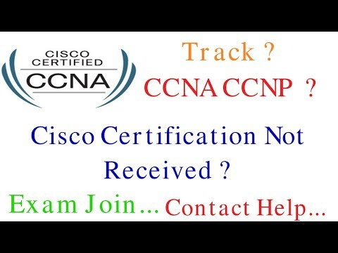 Track Cisco CCNA CCNP Certificate Cisco Certification Tracking System Online Pearsoncred Certificate