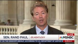 Rand Paul on the Republican Health Care Plan | Obamacare