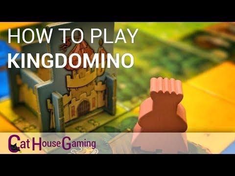 How to Play - Kingdomino