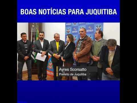 Prefeito Ayres Scorsatto agradece a Deputada Estadual Analice Fernandes pela Grama Sintética do Campão de Juquitiba