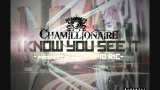 Chamillionaire - I know you see it NEW SONG 2014
