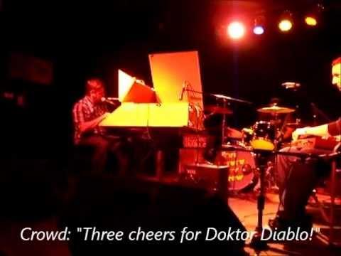 Doktor Diablo LIVE USA TOUR 2011-2012