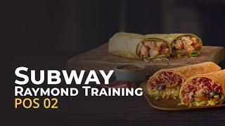 Subway Training - POS 02