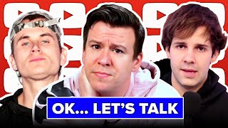 Let's Talk New Disgusting David Dobrik Durte Dom Accusations & This Horrifying Situation in Georgia